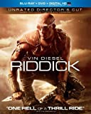 Riddick (Unrated Director's Cut Blu-ray + DVD + Digital HD UltraViolet) by Universal Pictures