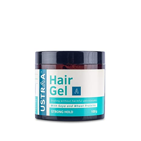 check-out b5449 4b26e Ustraa Strong Hold Hair Gel, 100g
