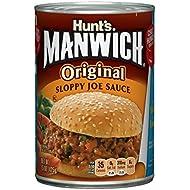 Hunt's Manwhich Original Sloppy Joe's Sauce 15 oz