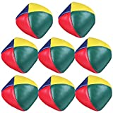 Juggling Balls,8 Pack Professional Juggling Balls Set for Beginners Kids,Durable Juggle Ball Kit Learn to Juggle Toy Game Ideal Fun,Soft Classic Juggle Balls Beanbags for Kids and Adults