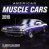 American Muscle Cars 2019: 16-Month Calendar Includes September 2018 through December 2019