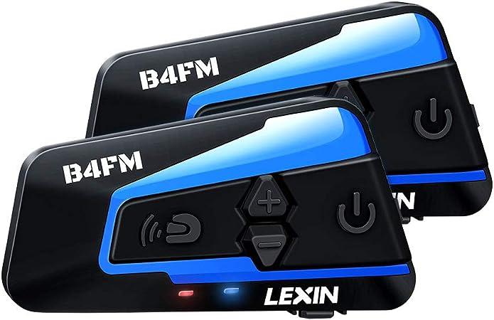 1x lexin r6 pro headset intercom