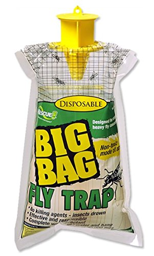 042853797010 - RESCUE! BFTD Non-Toxic Big Bag Fly Trap carousel main 0