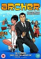 Archer - Series 3 - Complete