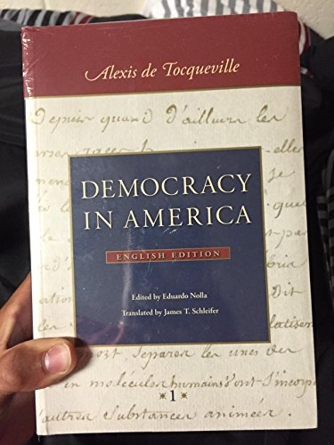 Democracy in America- Volume 2