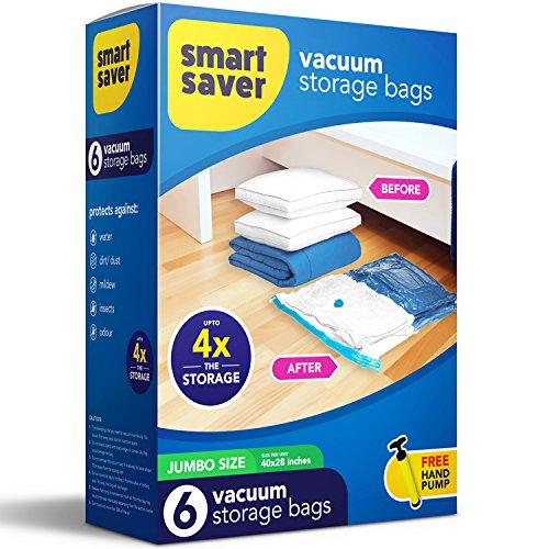 ziplock vacuum storage bags cube - 7