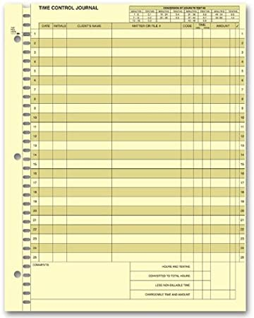 EGP Personal Accounting Journal Sheet 25 Journals
