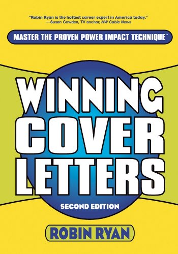 Winning Cover Letters By [Ryan, Robin]