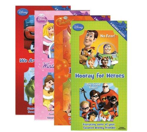 Disney Board Books 8-Pack ebook