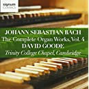 Johann Sebastian Bach: The Complete Organ Works, Vol. 4