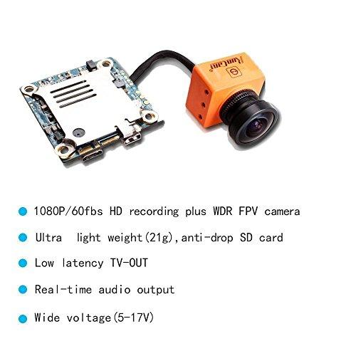 RunCam Split 2 FPV Camera Upgraded Version 2 5mm RC25G FOV130
