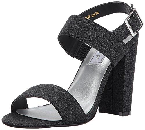 Ups Black Heeled Touch Sandal Jordan Women's gwCqYd