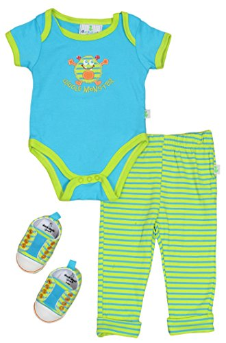 Onesie Bodysuit Pants Soled Shoes product image
