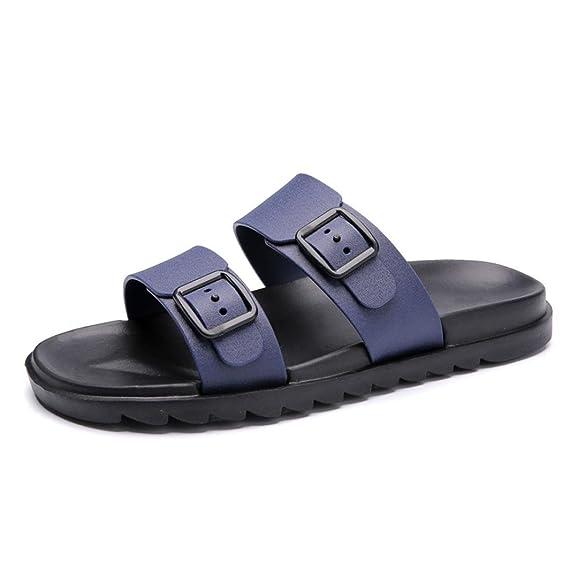 FEITONG Flip Flops Unisex Zehentrenner Flache Hausschuhe Pantoletten Sommer Schuhe Slippers Anti-Rutsch Sandalen...