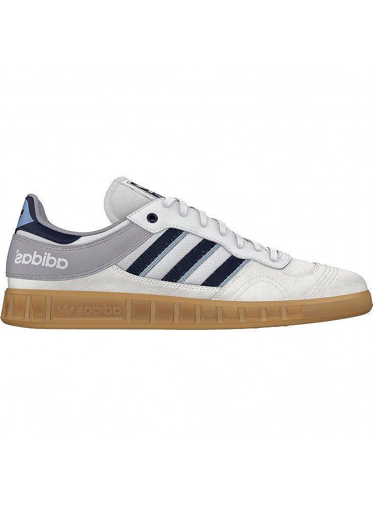 Adidas Originals Liga, Vintage Weiß-Collegiate Navy-Clear Sky, 8