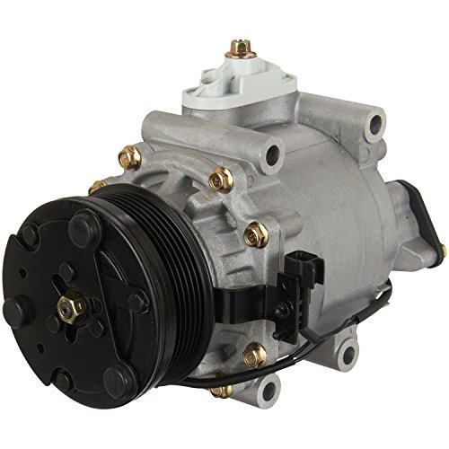 Spectra Premium 0610212 A/C Compressor (Compressor Ford Ac Freestyle 2006)