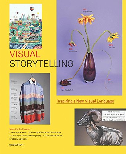 Visual Storytelling: Inspiring a New  Visual Language by Gestalten
