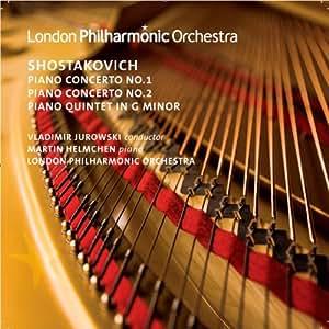 Shostakovich: Piano Concertos Nos. 1 & 2 / Piano Quintet, Opp. 35,57,102