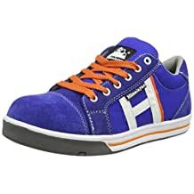 Himalayan 5127 SBP SRA Blue Steel Toe Cap Skater Style Safety Tennis Shoes Sneakers