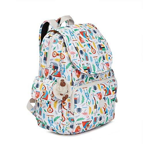 cff62fbf414 Kipling Women's Baby Printed Backpack Diaper Bag One Size Bundle Of Love by  Kipling (Image