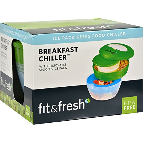 Fit and Fresh Start Breakfast Chiller - 1 Unit