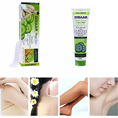 Naladoo Disaar Non Permanent Hair Removal Cream Depilatory Inhibitor Skin Remover Body For Both Women And Men