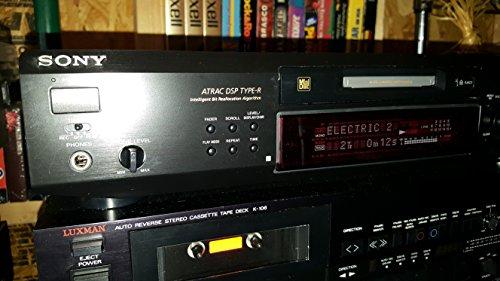 Sony MDS-JE500 Minidisc deck