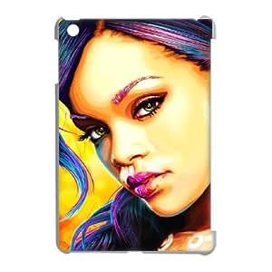 DIY Stylish Printing Rihanna Cover Custom Case For iPad Mini MK2H3987