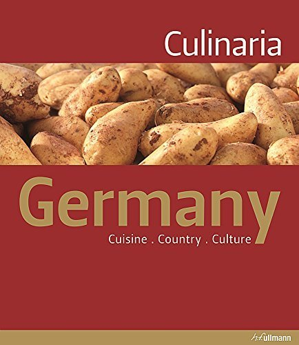 Culinaria Germany by Metzger, Christine (2011) Hardcover