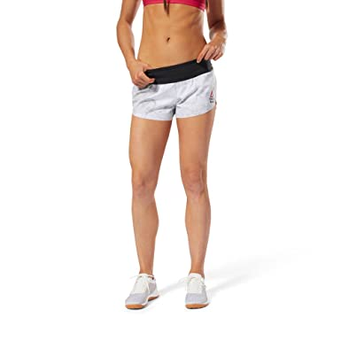 06cfb997 Reebok Women's Crossfit Shorts Stone - AW18