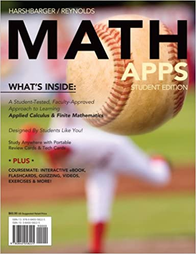 Bundle: MATH APPS (with Printed Access Card) + WebAssign
