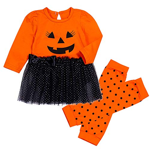 Baby Set Baby Halloween - Halloween Newborn Baby Girl Clothes Pumpkin