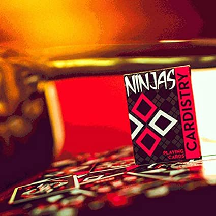 SOLOMAGIA Cardistry Ninjas Playing Cards by World Card ...