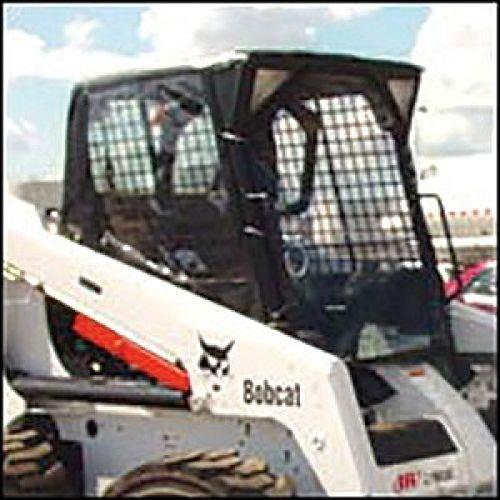 - All Weather Enclosure Skid Steer Loader 610 Bobcat 610
