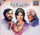 Puccini: Tosca / Freni, Pavarotti, Milnes, Rescigno, National Philharmonic
