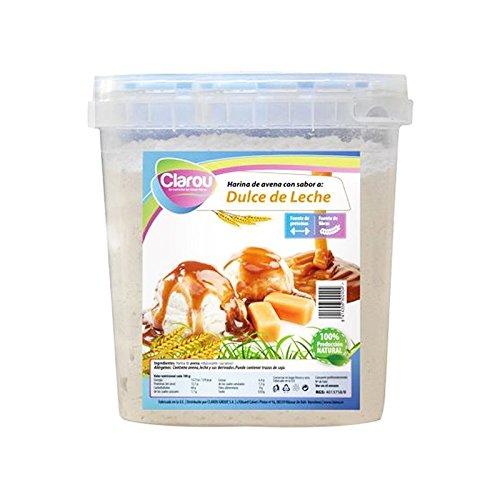 Clarou Harina de Avena 2 kg - Bizcocho Choco-Galleta: Amazon.es: Alimentación y bebidas