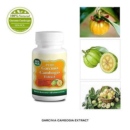 Amazon.com: Combo de pérdida de peso: Extracto de Garcinia ...