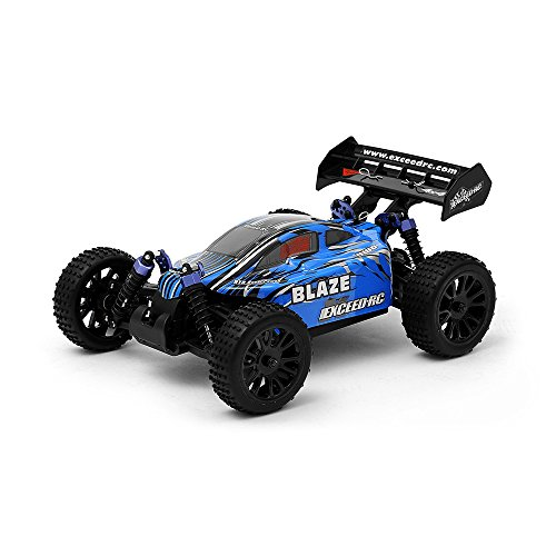 1/16 2.4Ghz Exceed RC Blaze EP Electric RTR Off Road Buggy Hyper (Hyper Rc Cars)