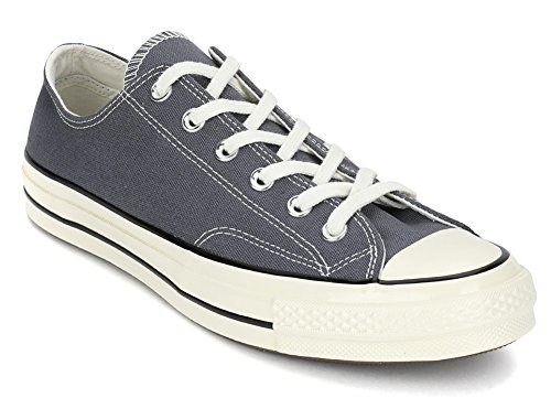 Converse Mens Chuck Taylor All Star 70 Ox Sneakers (US 8.5 D(M), 159625C, Lavender/Grey)