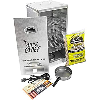 Amazon Com Smokehouse Products Little Chief Top Load
