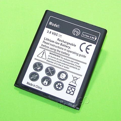 New 2650mAh Li-ion Battery For Samsung Galaxy S III I9300,SCH-S960L (Straight Talk/Net 10) CellPhone - High (Galaxy S3 Straight Talk New)
