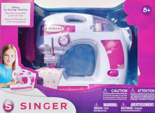 (Singer Deluxe Toy Chainstitch Sewing Machine)