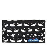 KAVU Women's Big spender Backpack, Swan Love, One Size