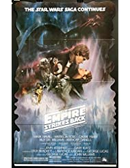 STAR WARS THE EMPIRE STRIKES BACK 1980 RARE THEATRICAL STANDEE