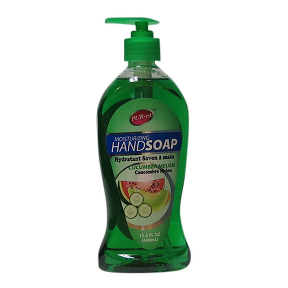 Purest Moisturizing Hand Soap With Cucumber&Melon(400ml) 2312482