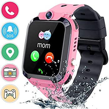 Amazon.com: Smart Watch for Kids, Kids Smartwatch Music ...