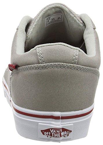 Bestelwagens Chapman Stripe Heren - (varsity) Grijs / Rood Heren Sneakers 10 Ons