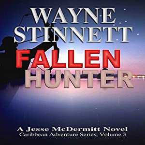Fallen Hunter: A Jesse McDermitt Novel Audiobook