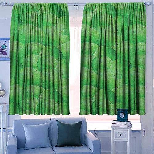 Lovii Pattern Curtains 55
