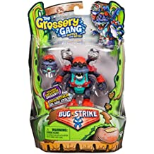 Grossery Gang The S4 Bug Strike Action Figures - General Arak Attack